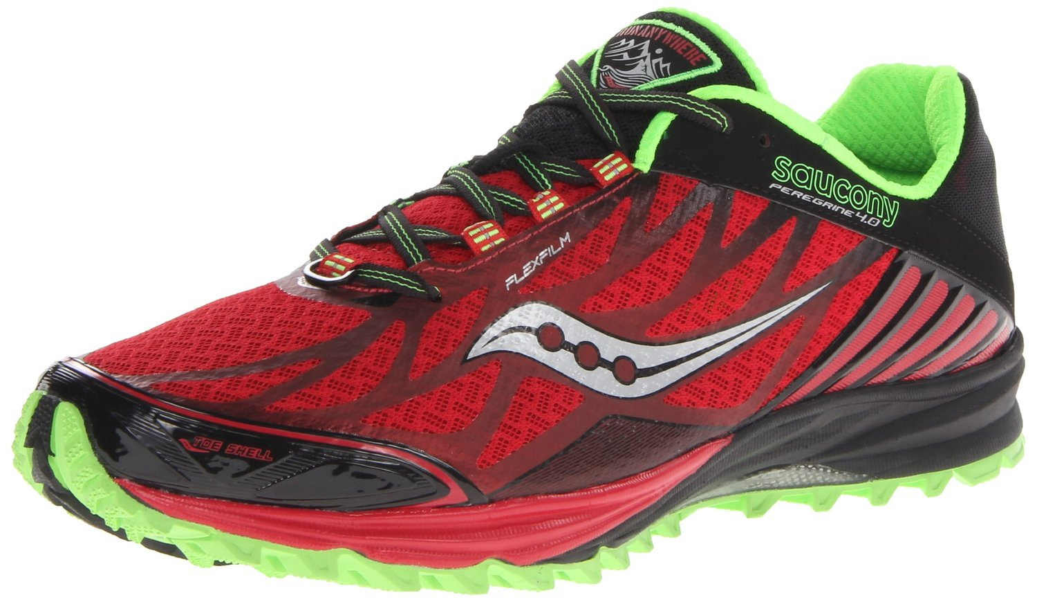 Is Saucony Best Shoes For Wet