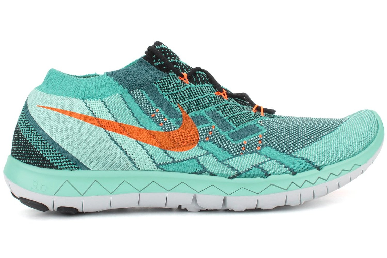 nike 39 s free 3 0 flyknit review best running shoes. Black Bedroom Furniture Sets. Home Design Ideas